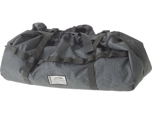 KAVU Shapiro Backpack black topo